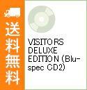 【中古】【3CD+DVD 写真集付】VISITORS DELUXE EDITION (Blu-spec CD2) / 佐野元春