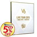【中古】LIVE TOUR 2015−SINCE 1995−FOREVER− 初回生産限定版A / V6【出演】