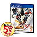 PS4 スーパーロボット大戦V プレミアムアニメソング&サウンドエディション