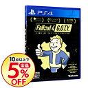 【中古】【全品10倍!10/25限定】PS4 Fallout 4 Game of the Year Edition [プロダクトコード付属なし] 【PERKポスター付】/