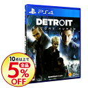 【中古】PS4 Detroit: Become Human