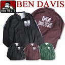 BEN DAVIS コーチジャケット 袖...