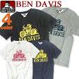 BEN DAVIS 半袖Tシャツ ベンデイビス Tシャツ ★ ベンデービス クルーネックの半袖Tシャツ。フロッキー加工で浮き出た質感が印象的なTシャツ。自転車に乗ったゴリラがお洒落な半袖Tシャツが登場しました。⇒BEN-671