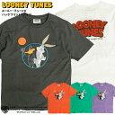 ルーニー・テューンズ Tシャツ LOONEY TUNES バックプリント 半袖T