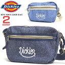 ショッピングディッキーズ DICKIES ショルダーバッグ ディッキーズ フェイクデニム ミニショルダーバッグ メンズ バッグ レディース カバン ユニセックス 鞄 男女兼用 カジュアル DICKIES-593