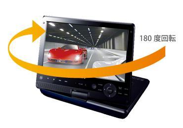 液晶ディスプレイレンタルポータブルBD・DVD...の紹介画像2