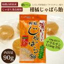 じゃばら本舗 濃い〜ぃ柑橘じゃばら飴 90g 甘さ控えめ【あす楽】
