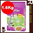 寵物, 寵物用品 - KalKan カルカン 15歳から用 腎臓の健康維持へ配慮 かつおと野菜味 1.6kg マースジャパン ▼a ペット フード 猫 キャット ドライ