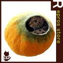 【送料無料】VAIVA キャット ハウス パンプキン インパクト▼a ペット キャット 猫 ベッド
