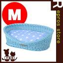 ■PPカドラー M ブルー ボンビアルコン ▼g ペット グッズ 犬 ドッグ 猫 キャット ベッド