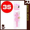 リボンキャットカラー 水玉 3S ピンク ターキー ▼a ペット グッズ 猫 キャット アクセサリー 首輪