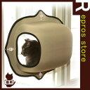 【送料無料】EZ Mount Window Pod ウィンドウ ポッド タン K&H Manufacturing ▽b ペット グッズ 猫 キャット ベッド
