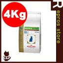 ベテリナリーダイエット 猫用 ドライ pHコントロール オルファクトリー 4kg ロイヤルカナン▼b...