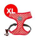 ■FuzzYard ソフトハーネス アンダープレッシャー XL ホッタハブ ▽b ペット グッズ 犬 ドッグ アクセサリー 胴輪