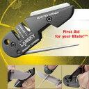 ランスキー シャープナー ブレードメディック 波刃対応 BLADE MEDIC LANSKY といし トイシ と石 油水オイルストーン タッチアップ 簡易