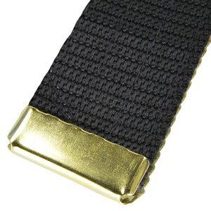 ROTHCO ベルトパーツ ベルトエンドストッパー [ ゴールド ] ミリタリーベルト ウェビングベルト ズレ防止 ミリタリー用品 サバゲー装備