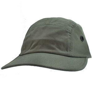 Rothco ストリートキャップ 5 PANEL [ グレー ] 帽子 | ベースボールキャップ 野球帽 メンズ ワークキャップ ハット ミリタリーキャップ