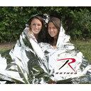 Rothco エマージェンシーブランケット 240×150cm サバイバルブランケット 毛布
