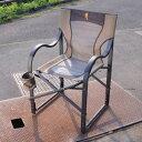 ブローニング キャンプチェア ドリンクホルダー付 カーキ browning ブローニングチェア キャンピングチェア 折りたたみイス アウトドアチェア 折りたたみ椅子 折りたたみいす 折り畳みイス 折り畳み椅子 折り畳みいす フォールディングチェア