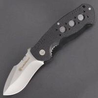 S&W 折りたたみナイフ SW601 直刃 ビーズブラスト加工 折り畳みナイフ フォルダー フォールディングナイフ ホールディングナイフ