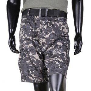 Rothco ハーフカーゴパンツ BDUショーツ 迷彩 [ アーバンデジタル / Lサイズ ] ミリタリーパンツ TDUパンツ BDUパンツ メンズボトム