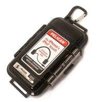PELICAN iPhone3G・4 防水ケース i1015 [ クリア ] 携帯電話ケース iPhone3GS 衝撃保護ケース : 透明 デジカメケース ダイビング プラスチックボックス 携帯ケース 携帯ホルダー スマホケースの画像