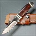 ブローニング ハンティングナイフ 529 ココボロ Browning スキナー ハンターナイフ 狩猟 解体用 スキニングナイフ サバイバルナイフ シースナイフ
