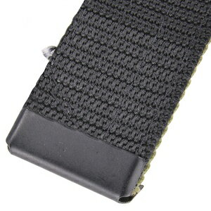 ROTHCO ベルトパーツ ベルトエンドストッパー [ ブラック ] ミリタリーベルト ウェビングベルト ズレ防止 ミリタリー用品 サバゲー装備