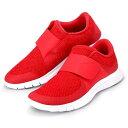 【メンズ】NIKE FREE SOCFLY 724851 616 ナイキ フリー ソックフライ レッド 赤 靴 スニーカー