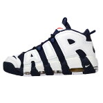 NIKE AIR MORE UPTEMPO 414962 104 ナイキ モア アップテンポ オリンピック スニーカー シューズ 靴 WHITE/MI...