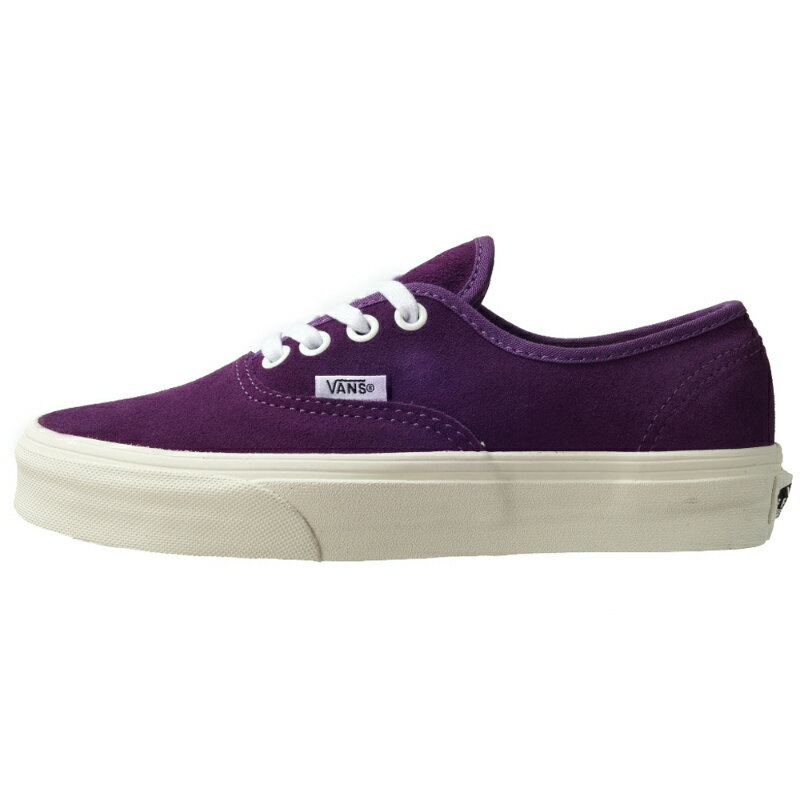 Vans Purple Suede