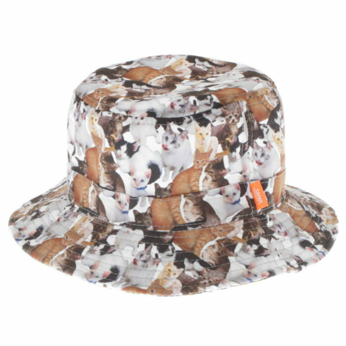 Vans Cat Bucket Hat