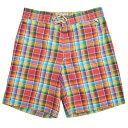 【2013SSモデル】 POLO by Ralph Lauren Swim shorts men's ポロ ラルフローレン メンズ チェック スイム ショーツ 水着 海パン スイムパンツ