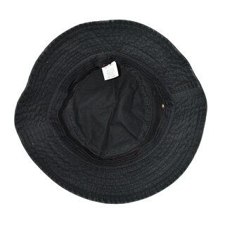【メンズ/レディース】MilkcrateAthleticsBlackTwillBucketHatミルクレイトアスレティックスバケットハットブラック帽子