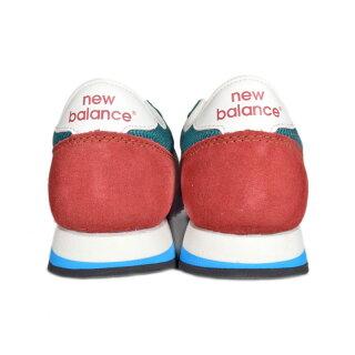 【レディース】NewBalanceforJ.CREWCW620BC4Jクルー別注ニューバランススニーカーグリーンバーガンディジョギングランニングシューズ