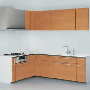 TOTO システムキッチン ザ・クラッソ L型基本プラン 間口2700×1650食洗機なし 1A・1Bリリパのリフォームパック
