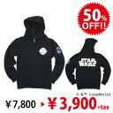[Final Sale]STAR WARSパーカ[STAR WARS/スター・ウォーズ]:RESCUE SQUAD[レスキュースクワッド]