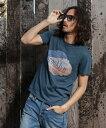 【CAMBIO(カンビオ)】BROOKLYN FRICTION クルーネックTシャツ