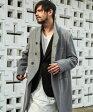 【glamb(グラム)】【予約販売9月上旬〜中旬】GB16AT-MN13-Long coat-ロングコート