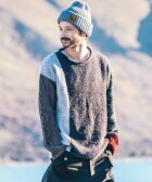 【glamb(グラム)】【予約販売12月下旬〜1月上旬入荷】GB16WT-KNT13-Watson knit ワトソンニット