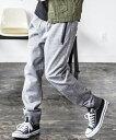 【CAMBIO(カンビオ)】【予約販売10月中旬〜下旬入荷】Bonding Backside Boa Pants パンツ