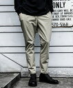 【MROLIVE(ミスターオリーブ)】M-18116-COOL TOUCH 4WAY STRETCH NYLON -TAPERED EASY...