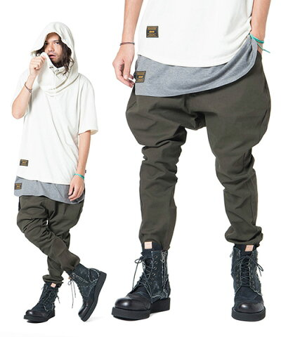 【glamb(グラム)】GB0118-P01-Simon jodhpurs pants シモンジョッパーズパンツ