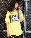 【jouetie(ジュエティ)】KURT COBAIN BIG TEE Tシャツ(081832702001)