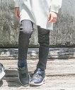 【Smoothy(スムージー)】SMOOTHY Side Print Skinny Denim Pants For Kid デニムパンツ(20PT-01)