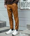 【MROLIVE(ミスターオリーブ)】RETORO POLYESTER TWILL -ONE PLEATS STA-PREST TAPERED PANTS パンツ(M-18102)