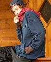 【glamb(グラム)】【予約販売9月下旬〜10月上旬入荷】Dale hoodie デールフーディ(GB0319-CS02)