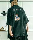 【STOF(ストフ)】【予約販売4月上旬〜中旬入荷】SHANTYボーリングシャツ(SF20SS-23)