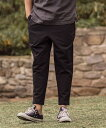 【CAMBIO(カンビオ)】Stretch Nylon Sarrouel Tight Tapered Easy Pants パンツ