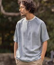 【CAMBIO(カンビオ)】Relax Short Sleeve Tee Tシャツ